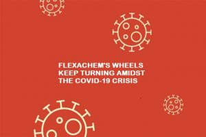 Flexachem's wheels keep turning amid the Covid 19 crisis