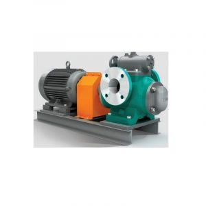 What is a screw pump?