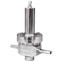 High Purity Pressure Relief Valve