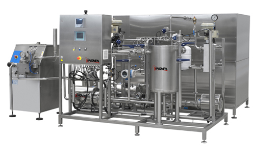 Inoxpa Dairy Manufacturing Miniplant