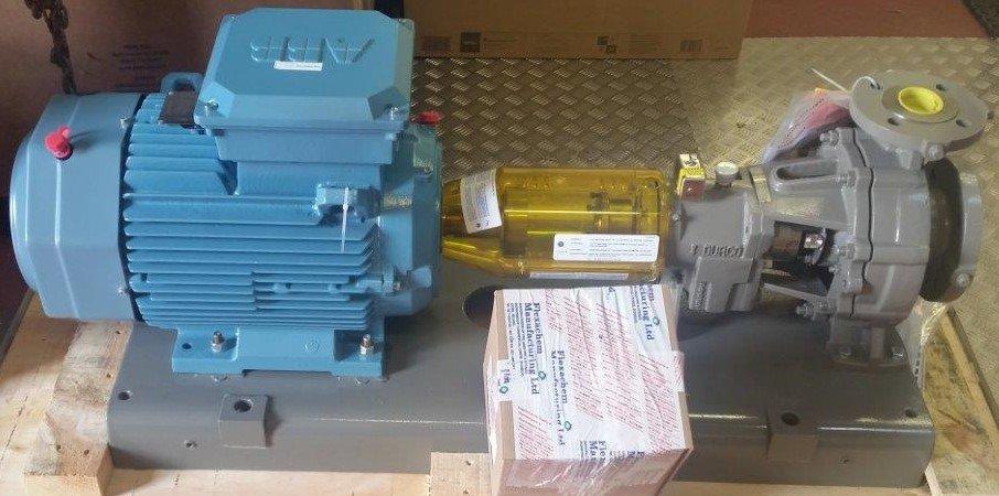 New Durco Pump