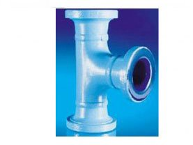 Glass lined Pipe & Fittings